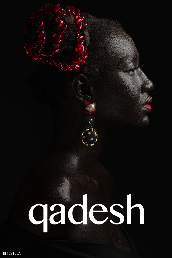 Estela BEAUTEOnline Edit Qadesh shot by Ashish Chawla