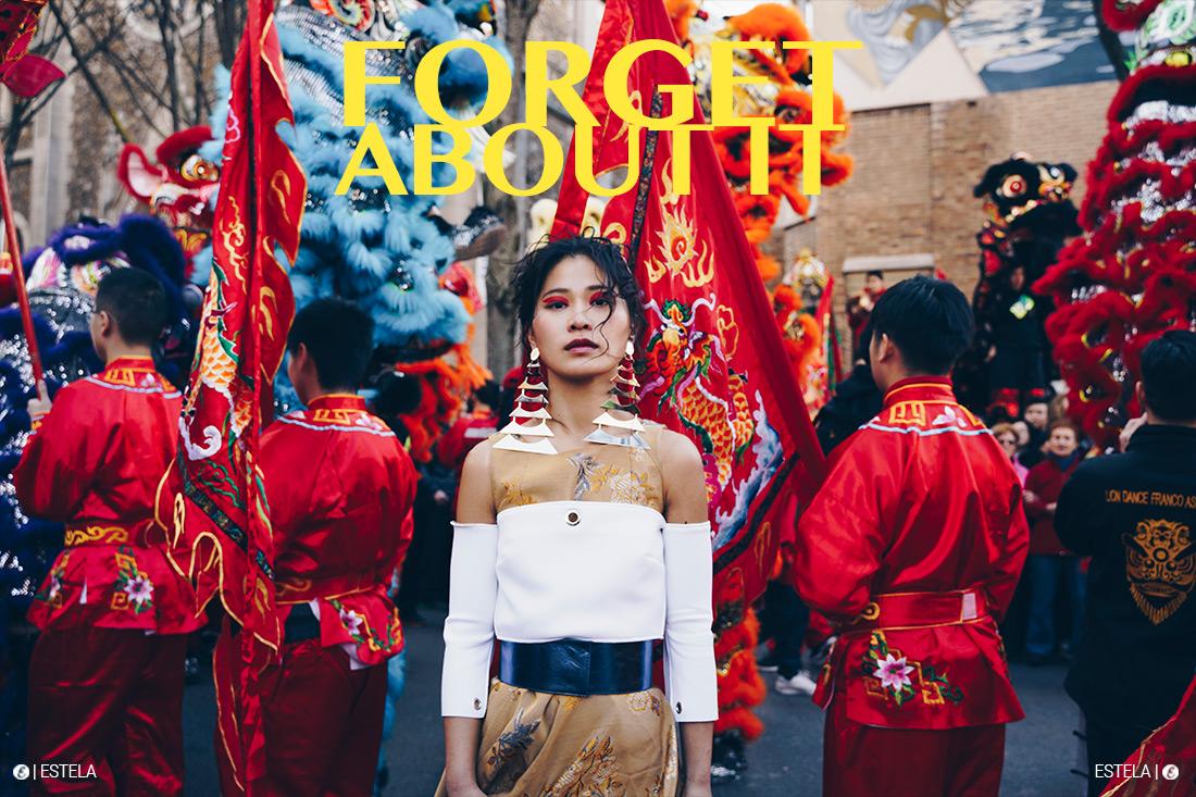 Estela Fashion Edit: Forget About It shot by Emma Birski
